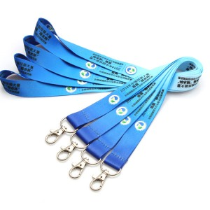 [Copy] Wholesale price high quality nfl lanyard with metal hook