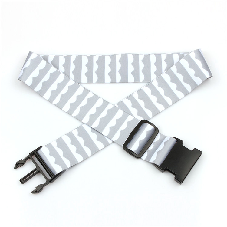 Special Design for Recycled Wristbands - Adjustable Belt Manufacturers Wholesale Custom Safety Luggage Strap – February Webbing