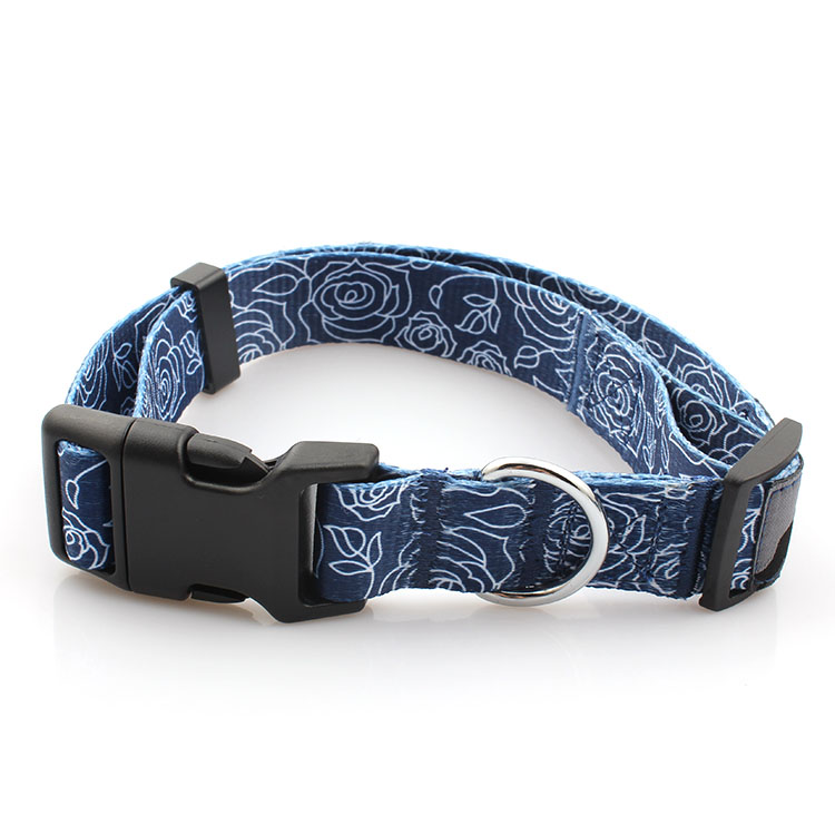 Wholesale Discount Lanyard Nfl - wholesale comfortable sublimation printed pet dog collar with adjustable buckle – February Webbing