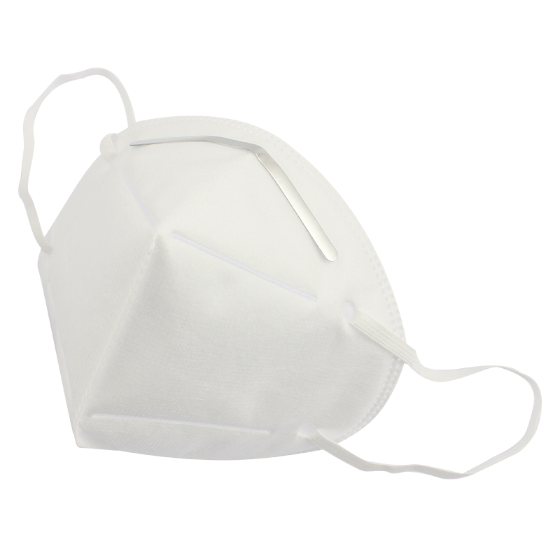 Factory wholesale portable 4ply CE FFP2 FDA  KN95 mask  N95 face mask earloop in stock Featured Image