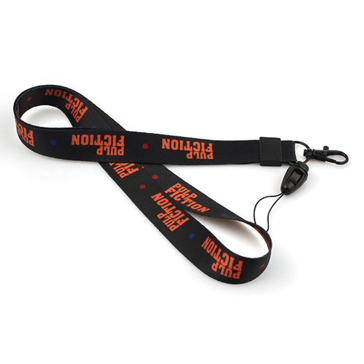 8 Year Exporter Dog Collar Pet - Flat polyester cheap personalize single custom sublimation lanyard – February Webbing