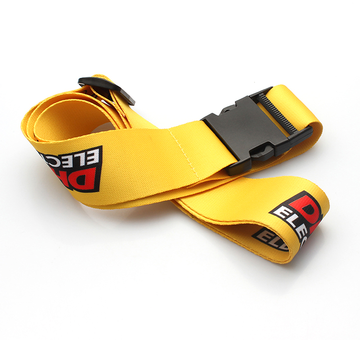 Crossing Luggage Straps Baggage Packing Belt with breakaway hook Featured Image