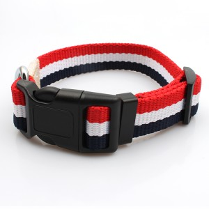 factory Outlets for Collar For Dogs - OEM cheap wholesale fancy custom design printing pet collar for dogs – February Webbing