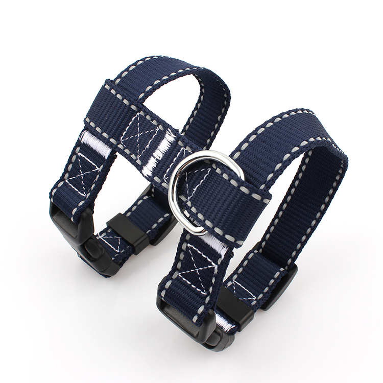 Top Quality Rubber Wrist Band - Durable premium polyester safe walking reflective small animal cat harness – February Webbing
