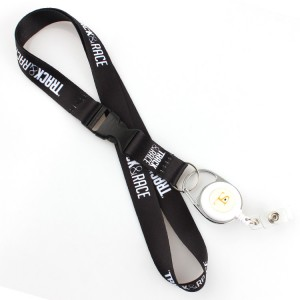 wholesale id card holder brand name sublimation lanyards with badge holder