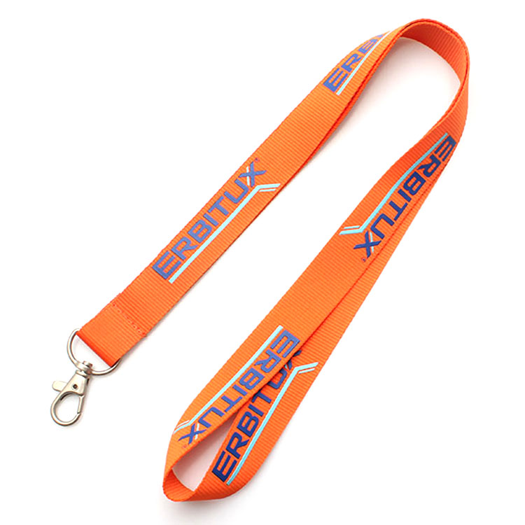 Cheap-personalized-silk-screen-printing-polyester-lanyard