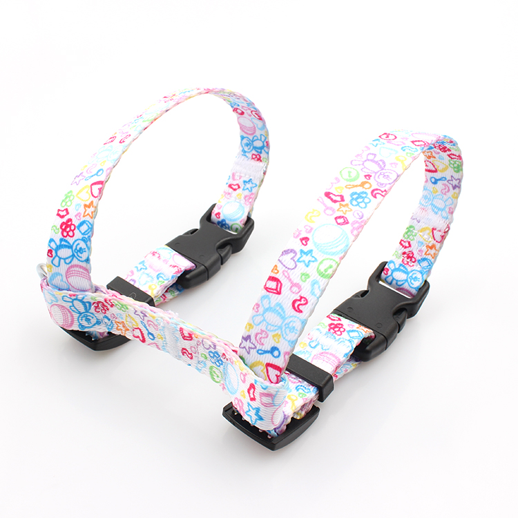 Factory Outlets Lanyard China Wholesale - Factory sale cheap adjustable and customized fashion cat harnesses – February Webbing