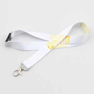 Neck Lanyards Model Hook breakaway Strap Quick Release safety lanyard for ID Badge