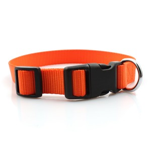 Cheap customized soft comfortable durable pet collar for large dogs