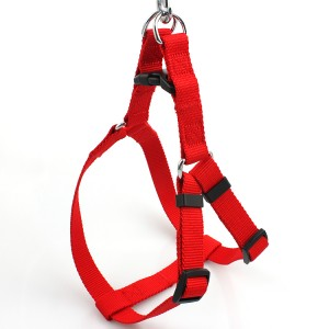 Wholesale Adjustable Easy Walk Dog Harness, No Pull Nylon Dog Leash Harness