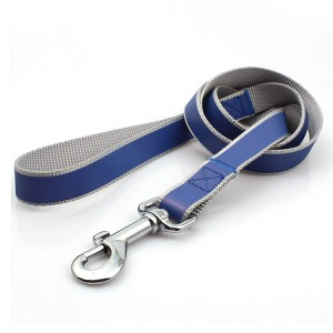 Bamboo Pet Leash Reflective With Custom Brand Name For Sales Promotion