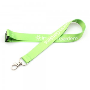 8 Year Exporter Lanyards With Logo Custom -