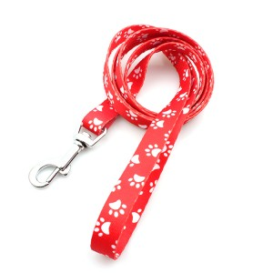 High quality wholesale comfortable out door polyester dog leash pet production