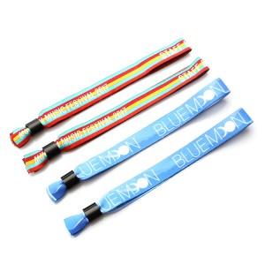 Free design custom music wristbands hand bands