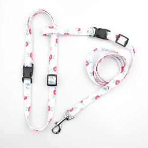 factory customized Custom Neck Lanyard - Polyester Waist Belt Running Bungee Hands Free Dog Leash custom – February Webbing