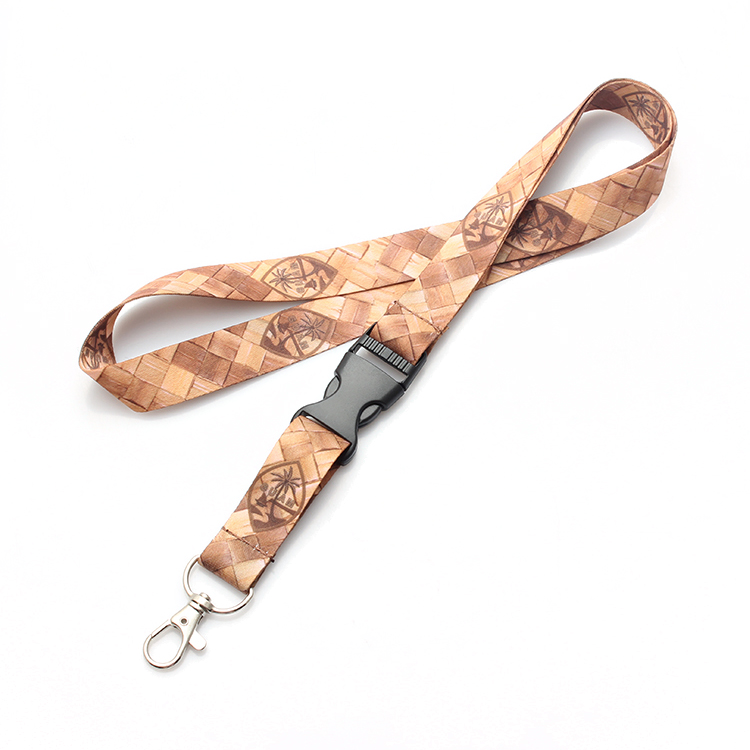 PriceList for Pet Dog Harness - Hot sale polyester nfI lanyard with custom logo for sports fans – February Webbing