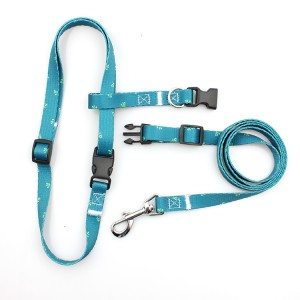 wholesale soft personalized dog leash for running,walking or hiking
