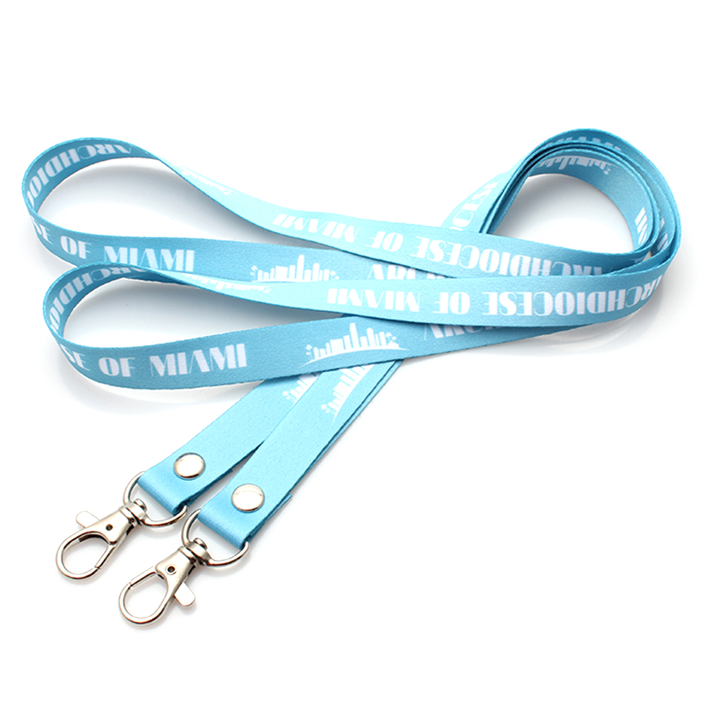 OEM/ODM China Handsfree Dog Leash - Factory directly sale cheap sublimation mobile phone lanyard with sample free – February Webbing