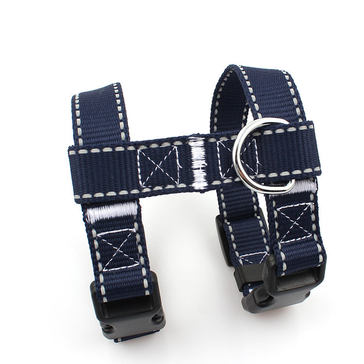 Durable premium polyester safe walking reflective small animal cat harness Featured Image