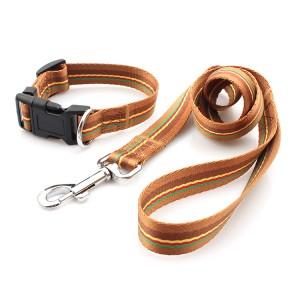 Wholesale Custom Sublimation Lanyard - Popular sublimation printing pet dog collar leash with custom design – February Webbing