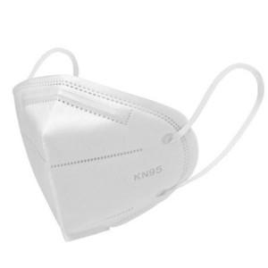 Disposable 4Ply Non Woven Anti Dust Mouth N95 Mask Earloop Protective KN95 face Mask