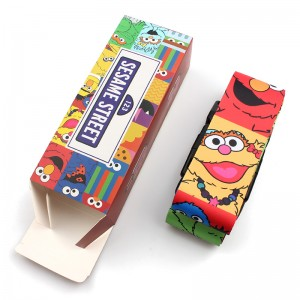 Free sample custom baggage strap/polyester luggage belt with lock
