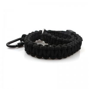 New Style Custom Adjustable Durable Weave Dog Leash