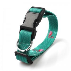 Wholesale durable PVC waterproof dog collar customized