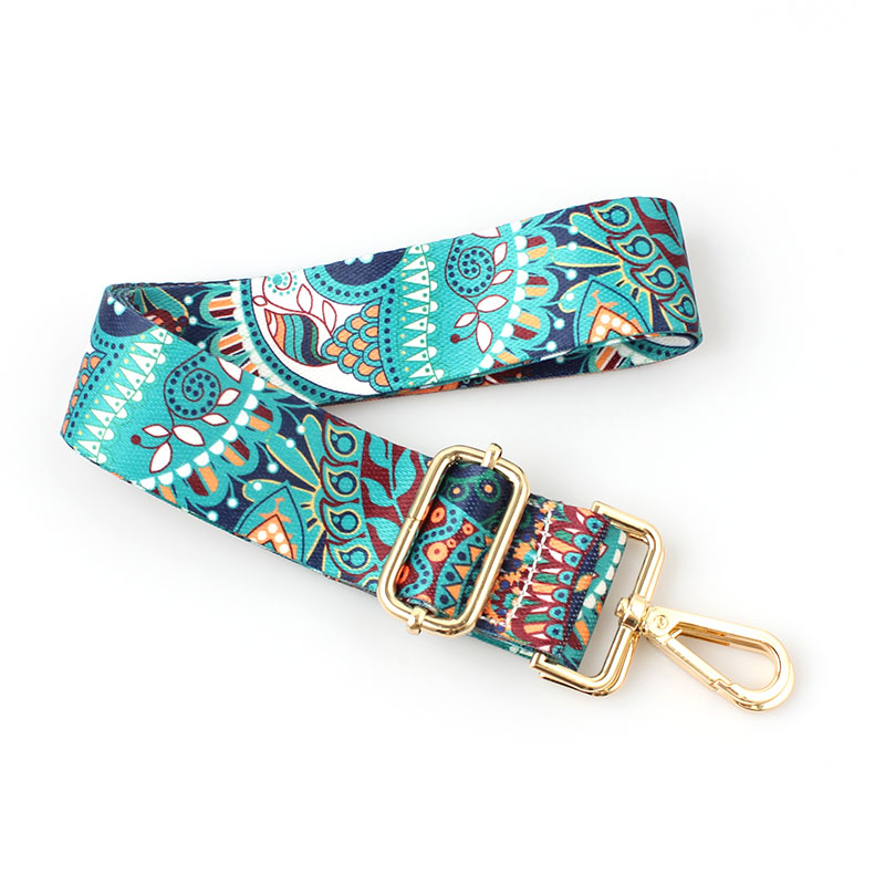 Wholesale replacement adjustable custom shoulder strap with metal buckle Featured Image
