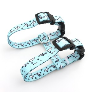 China supplier printing outdoor small animal cat pet harness