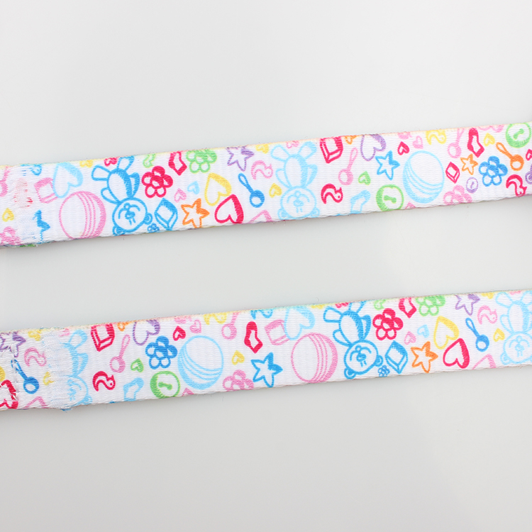 8 Year Exporter Lanyards With Logo Custom - Wholesale soft printed handle dog leashes for two dogs – February Webbing