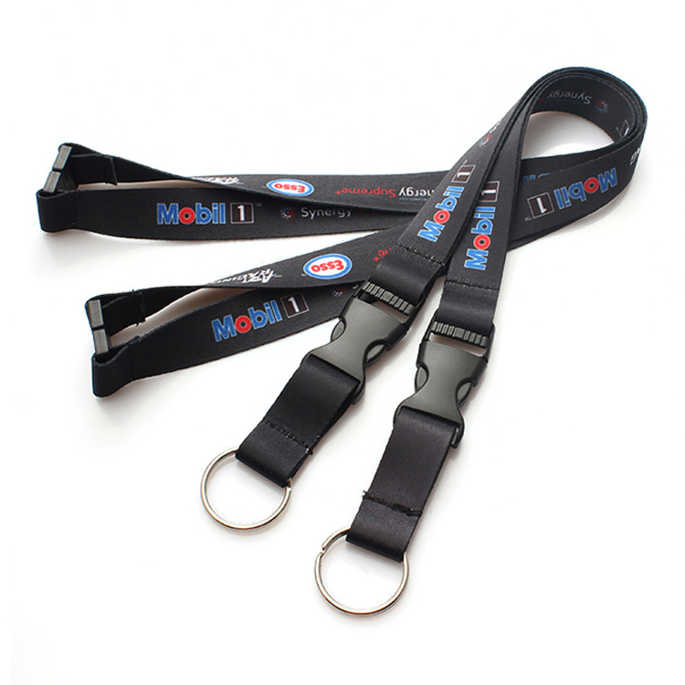 Chinese Professional Short Carabiner Lanyard -
