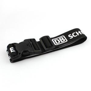High Quality Logo Polyester Fabric Belt Woven Belt Cotton Belt