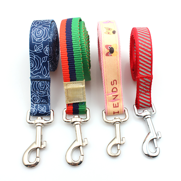 Reasonable price for Lanyard For Vape Shop - Manufacturer supply fancy cute dog webbing pet leashes stocked – February Webbing