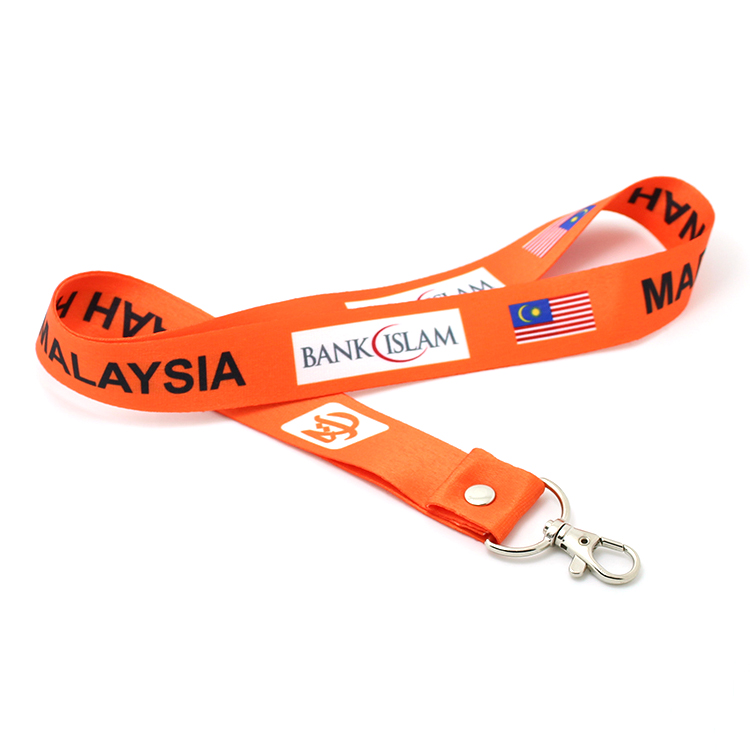 OEM/ODM Manufacturer Round Cord Lanyard -