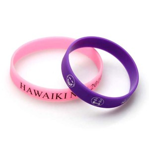 Hot sale waterproof sport silicone customized glow in the dark wristbands event world cup