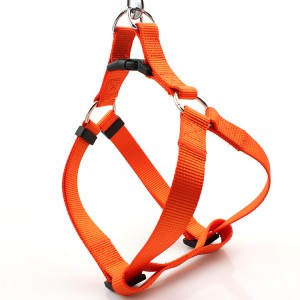 High Quality Wholesale WebbingcDesign Free nylon Dog Harness